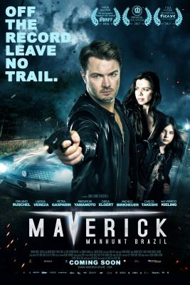 Maverick: Manhunt Brazil (2016) online film