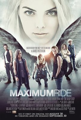 Maximum Ride (2016) online film