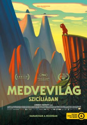 Medvevilág Szicíliában (2019) online film