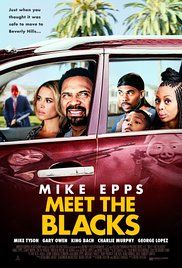 Meet the Blacks (2016) online film