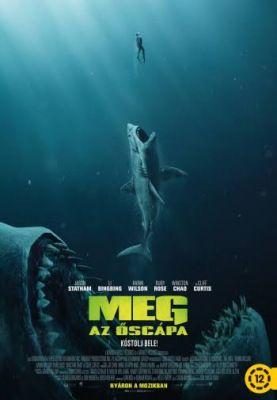 Meg - Az őscápa (2018) online film