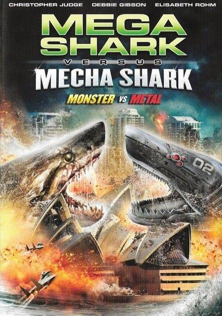Mega Shark Vs Mecha Shark (2014) online film