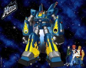 Megas XLR 1. évad (2004) online sorozat