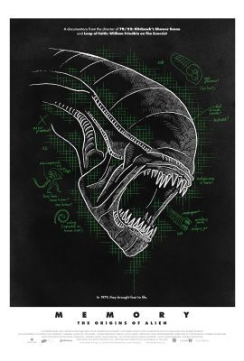 Memory - The Origins of Alien (2019) online film