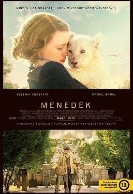 Menedék (The Zookeeper's Wife) (2017) online film