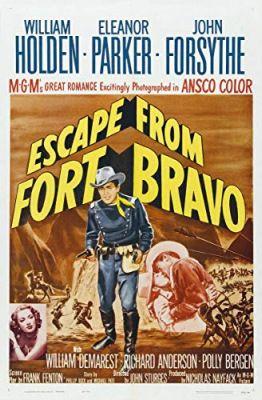 Menekülés Fort Bravóból (1953) online film