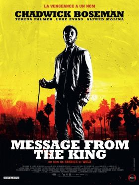 Message from the King (2016) online film