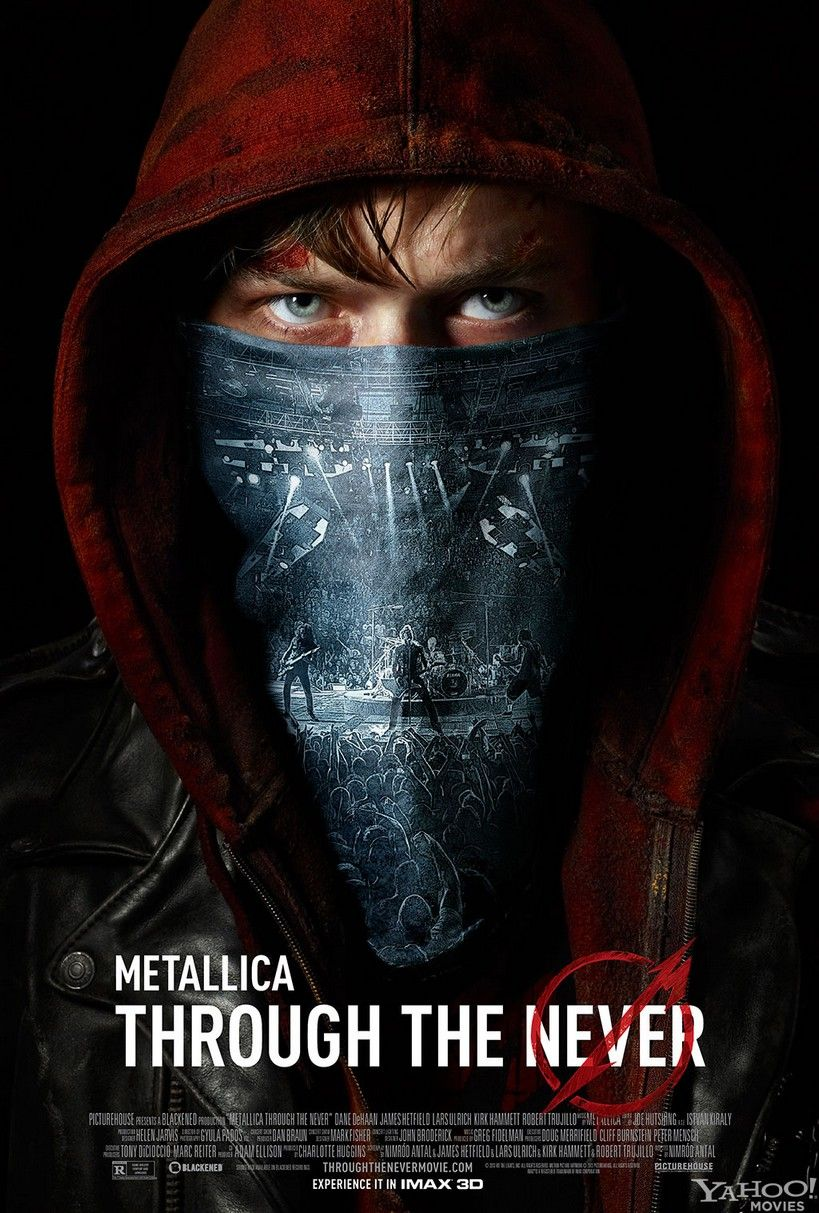 Metallica - Through The Never (2013) online film