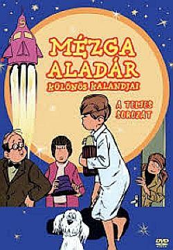 Mézga Aladár különös kalandjai (1971) online sorozat
