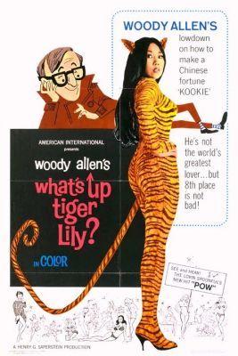 Mi újság Tiger Lily ? (1966) online film