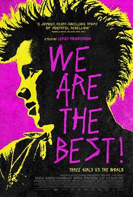 Mi vagyunk a legjobbak! (2013) online film