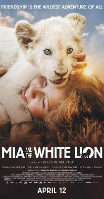 Mia és a fehér oroszlán (2018) online film