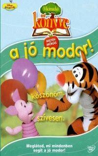 Micimackó könyve - Milyen mókás a jó modor! (2003) online film