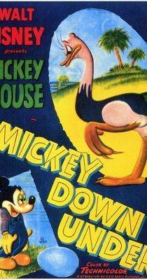 Mickey Egér - Mickey Down Under (1948) online film