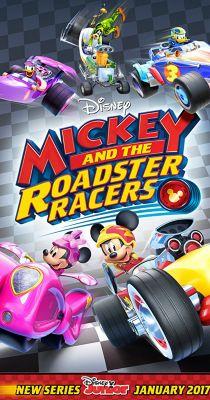 Mickey és az autóversenyzők 1. évad (2017) online sorozat