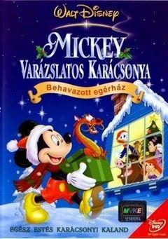 Mickey varázslatos karácsonya: Hórabság az Egértanyán (2001) online film