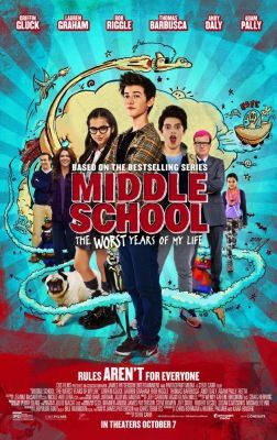 Middle School The Worst Years of My Life (2016) online film