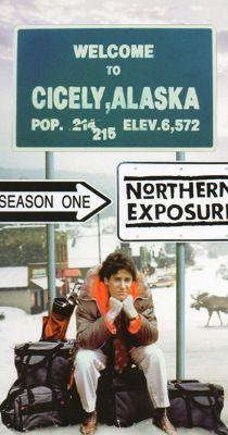 Miért éppen Alaszka? 4. évad (1993) online sorozat