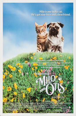 Milo és Otis kalandjai (1986) online film