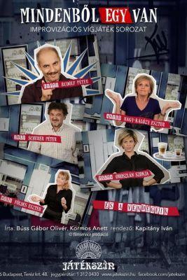 Mindenből egy van 2. évad (2012) online sorozat