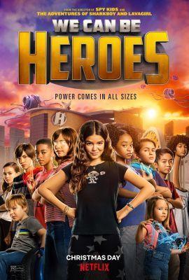 Mindenkiből lehet hős (2020) online film