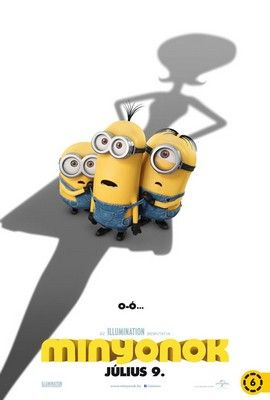 Minyonok (2015) online film