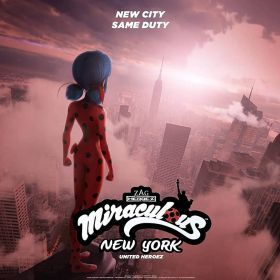 Miraculous World: New York - United HeroeZ (2020) online film