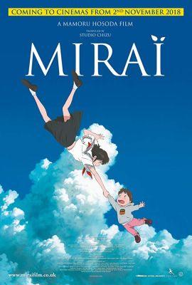 Mirai - Lány a jövőből (2018) online film