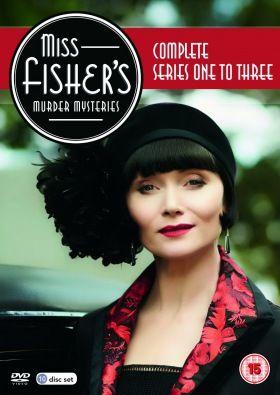 Miss Fisher rejtélyes esetei 1. évad (2012) online sorozat