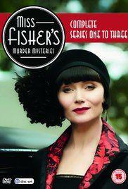 Miss Fisher rejtélyes esetei 3. évad (2012) online sorozat