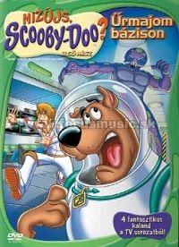 Mizújs, Scooby-Doo? 1. - Űrmajom a bázison (2004) online film