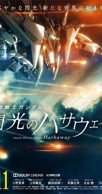 Mobile Suit Gundam: Hathaway (2021) online film