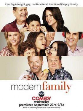 Modern család 6. évad (2014) online sorozat