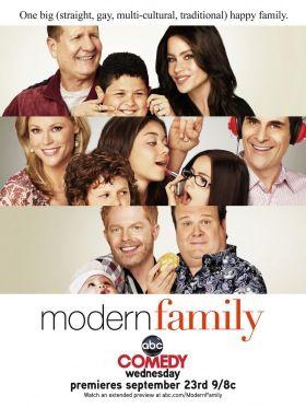 Modern család 7. évad (2009) online sorozat