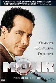 Monk - Flúgos nyomozó 1. évad (2002) online sorozat