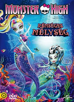 Monster High: R�ms�sges m�lys�g (2016) online film