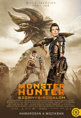 Monster Hunter - Szörnybirodalom (2020) online film