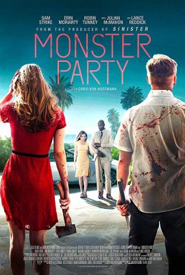 Monster Party (2018) online film