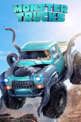 Monster Trucks (2016) online film
