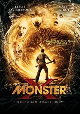 Monster X (2017) online film