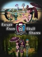 Monster High - Menek�l�s Koponya-szigetr�l (2012)
