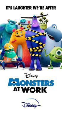 Monsters at Work 1. évad (2021) online sorozat