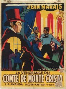 Monte Cristo grófja (1954) online film