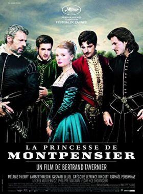 Montpensier hercegnő (2010) online film
