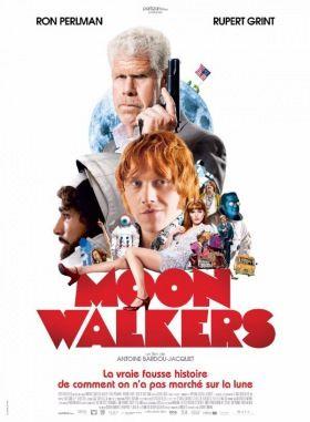 Holdjárók (Moonwalkers) (2015) online film