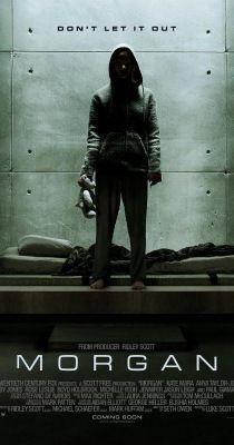Morgan (2016) online film