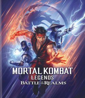 Mortal Kombat Legends: Battle of the Realms (2021) online film