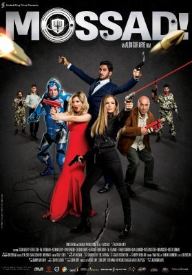 Moszad (2019) online film
