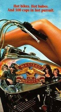 Motoros rockerek (1990) online film