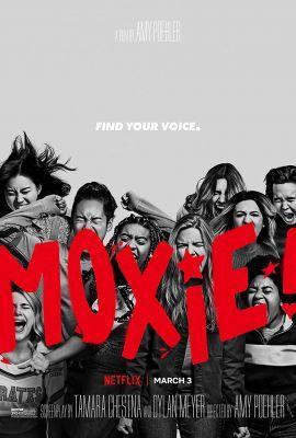 Moxie, avagy a vagány csajok visszavágnak (2021) online film